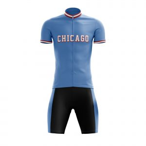 chicago cubs cycling kit