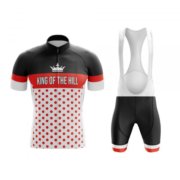 king of the hill cycling kit