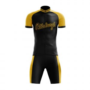 pittsburgh steelers cycling kit