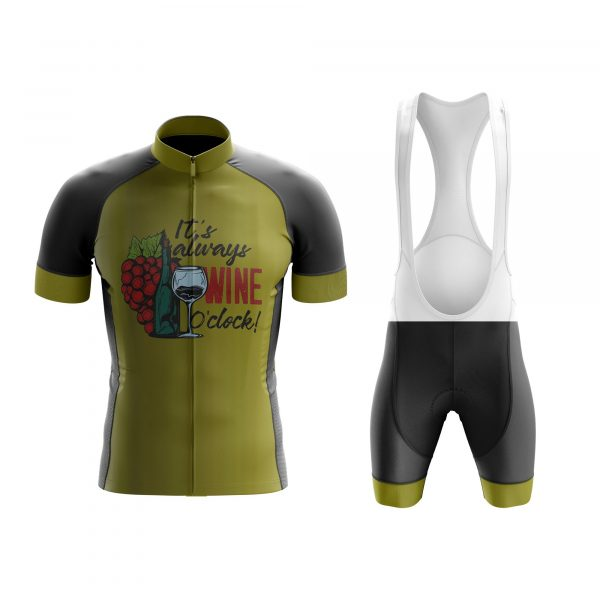 wine time cycling kit